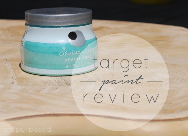 Target Strikes Again! :: Devine Paint Review
